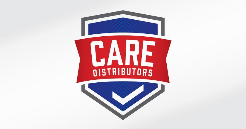 CARE Distributors Company Logotype - Main Logo
