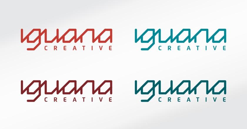 iguana creative company logotype beanstalk creative