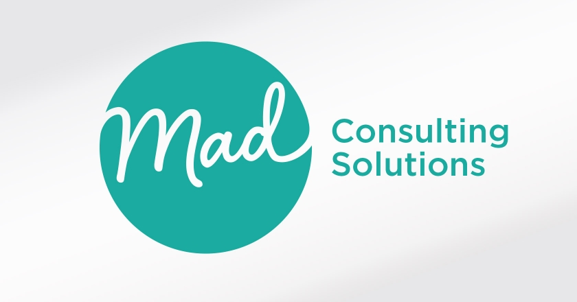 Mad Consulting Solutions Company Logotype - Basic Company Logotype