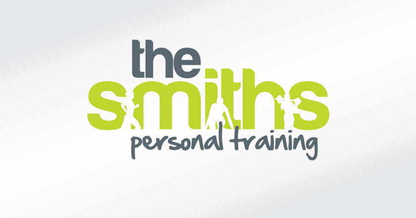 The Smiths Personal Training Company Logotype on White